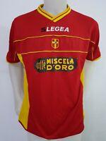 MAGLIA CALCIO SHIRT MESSINA LEGEA ALLENAMENTO SOCCER ITALY FOOTBALL MATCH OLD I5