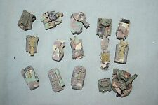 "ACE 1:6 Modern US Army Pouches Bags (Lot of 15) for 12"" Action Figures C-102"
