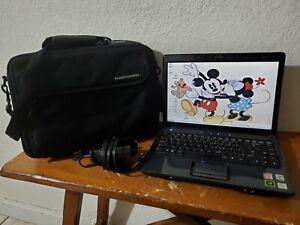 "Compaq Presario V3000 14.1"" TFT Laptop Microsoft w/ Charger, Case"