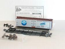 HO BILLBOARD CAR Branchline Trains SKYLAND EGGS 40' Reefer