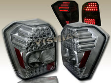 2006-2010 Dodge Caliber LED Tail Lights Smoke