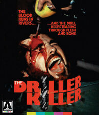 The Driller Killer (Special Edition) [New Blu-ray] With DVD