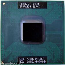 Procesador Intel Pentium Dual-Core T2330  1,60GHz/1M/533MHz SLA4K