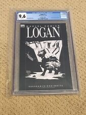 "Logan 1 CGC 9.6 White Pages Wolverine Cover (""Logan"" Movie- NOT NYX 3)"