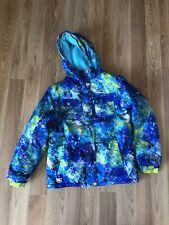 ZeroXposur Jacket Coat Girls Size 16 Blue Green Purple