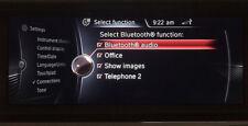 BMW Enhanced Bluetooth Activation via USB for NBT and NBT EVO - USB Plug & Play