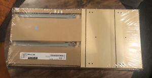 IKEA Kallax with 2 Drawers - Tan. 702.866.50