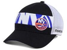 super popular 5429a f250b NY New York Islanders NVZ16 NHL Hockey Team Meshback Snapback Truckers Cap  Hat