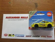 Siku 1457 Model Toy Porsche 911 Driving School Car Replica Diecast Toy Model Toy