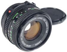 CANON FD 50 mm 1.8