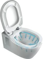 Wand WC Ideal Standard Connect mit WC-Sitz Softclose Edelstahlscharnier