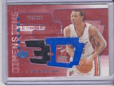 2003-04 Upper Deck Triple Dimensions Caron Butler 3-D Warmups 786/999 Miami Heat