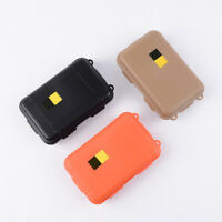 Large Waterproof Shockproof Camping  Survival Case Container Storage Carry Box