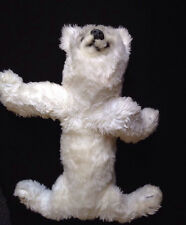 Vintage 1960s 1970s Kamar Plush Stuffed Animal Limited Ed Polar Bear MAROOSKA