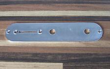 USA Size Tele Guitar Control Plate Chrome for Fender Telecaster