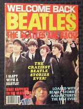 1978 BEATLES Welcome Back Magazine VF- 7.5 Spring / John Lennon