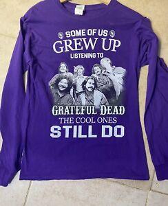 Grateful Dead Shirt Jerry Garcia Phil Lesh M