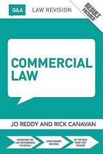 Q&A Commercial Law (Questions and Answers), Good Condition Book, Canavan, Rick,