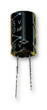 Condensateur 1000uf 10v Radial 105 Degrés Mcglr10v108m10x16 Paquet de 10