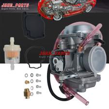 Suzuki 02 LTF500F Vinson 00-01 LTA500F K/&L Carb Slide Diaphragm 18-8879