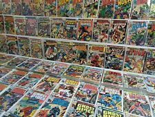 250+ All Marvel Bronze Lot Daredevil 131 Defenders 28 Captain America 200 Hulk