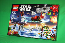 2015 Lego Star Wars Advent Calendar 75097 BNIB Free Shipping + C-3PO Poly