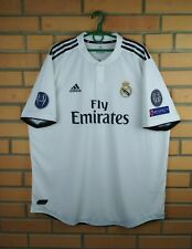 Real Madrid authentic jersey 2XL 2019 climachill shirt CG0561 soccer Adidas