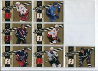 2006-07 SPX , Flashback Fabrics Jersey , Ilya kovalchuk ,  #102
