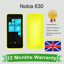 Unlocked Nokia Lumia 630 Microsoft Windows Smart Phone 8GB Yellow SIM FREE UK