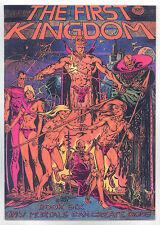 First Kingdom #6 VF- Nino Katz (1st Printing 1977)