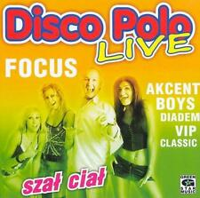 Disco Polo Live - Szal cial (CD)   NEW  POLISH
