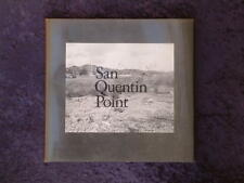 Lewis Baltz - San Quentin Point HC/DJ limited edition 1200 copies california