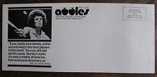 BILLIE JEAN KING New York Apples Ticket Brochure - Bjorn Borg, Chris Evert, etc