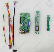 LCD Driver Board Kit RTMC1B(VGA+DC) LVDS Inverter - Convert LTM12C270 to Monitor