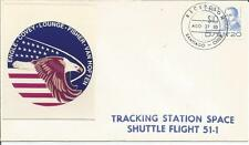 Chile  1985  Tracking Station Space Shuttle Flight 51-1  NASA Engle Covey  Cover