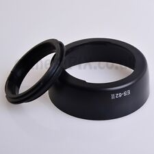 ES-62 II Bayonet and Screw Thread Lens Hood for Canon EF 50mm f/1.8 II (UK)