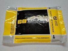 "NEW EDMUND OPTICS 45571 WINDOW B270 40MM DIAMETER MgF2 COATED ""New in Package"""