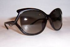 NEW CHRISTIAN DIOR AUDACIEUSE 2 S 9OJ-HA HAVANA BROWN SUNGLASSES AUTHENTIC 2e95ac5064c8