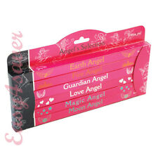 STAMFORD ANGEL'S SELECTIONS INCENSE PACK OF 6 (EACH 8 STICKS) - 381500 (PINK)