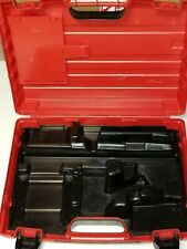 HILTI HEAVY DUTY TE2-A, 24 Volt HAMMER DRILL CASE ONLY.
