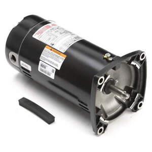👀 NEW CENTURY 1 HP POOL & SPA MOTOR 115/230 VAC 3450 RPM 48Y FRAME USQ1102