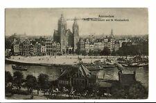 CPA-Carte postale--Pays Bas- Amsterdam- Prins Hendrikkade met St Nicolaaskerk VM