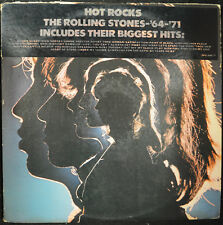 "ROLLING STONES ""Hot Rocks 1964-1971"" London 2PS 606/7 Glossy/VG++ Rock 2 LP Set"