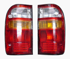 2 x TOYOTA HILUX RH + LH REAR BACK LIGHTS TAIL LAMPS 1998 - 2004 99 00 01 02 03