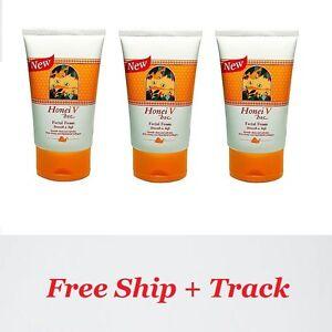 50,100g HONEI-V Facial Foam Anti-Aging Smooth Soft Collagen Face Neck Skin Care