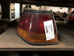 Daewoo Espero 1996 1997 Sedan Left Hand Taillight Tail Lamp Indicator Lamp
