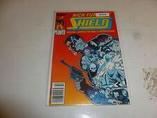 NICK FURY Agent of SHIELD Comic - Vol 2 - No 6 - Date 12/1989 - DC Comic