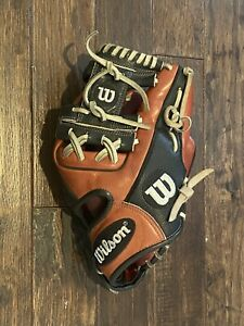"""Wilson A2000 1786 11.5"""" Superskin Pro Stock RHT Baseball Glove - great condition"""