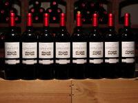 Grande Collection ! Großartige Bordeaux-Sammlung aus sechs guten Jahrgängen !
