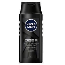 (15,16 €/L ) 250ml NIVEA hommes Profond Shampooing revitalisierend avec Activé